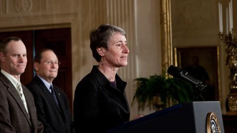 gty sally jewell secretary of interior lpl 130206 wblog Obama to Tap REI CEO as Interior Secretary