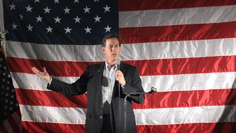 gty santorum wisconsin 12 thg 120403 wblog Santorum Tells NRA Theres No Perfect Candidate but Weve Got to Win