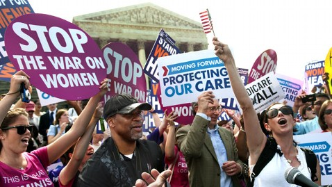 gty sc health care dm 120628 wblog Supreme Court Chaos: Mobs as Misinformed as Early Media Reports