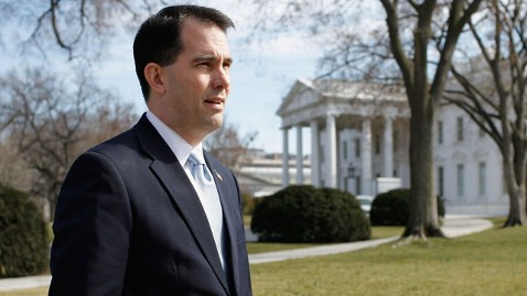 gty scott walker jef 120329 wblog Wis. Recall: Gov. Walker In Dead Heat With Top Dem