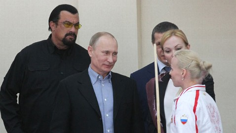 gty seagal russia kb 130529 wblog Actor Steven Seagal Helped Lawmakers Plan Trip to Chechnya