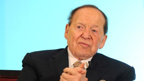 Sheldon Adelson to Give Pro-Romney Super PAC $10M