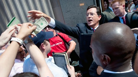 gty stephen colbert jp 120113 wblog Stephen Colberts Super PAC Starts Buying Up South Carolina Airtime