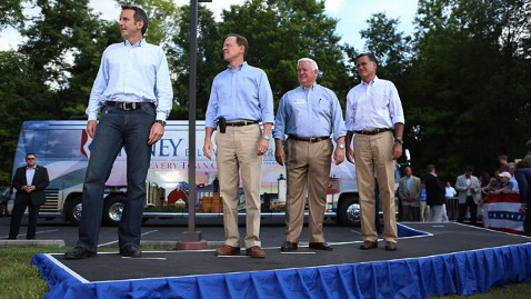 gty tim pawlenty dm 120618 wblog Veep Beat: Road Testing the Contenders