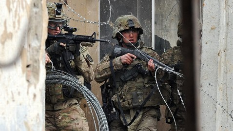 gty us soldier jef 120307 wblog Afghan War Support Hits a New Low; Many Urge Mental Health Checks