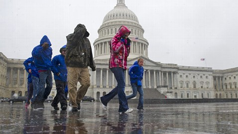gty washington snow ll 130306 wblog Snowquester: The DC Disaster That Wasnt