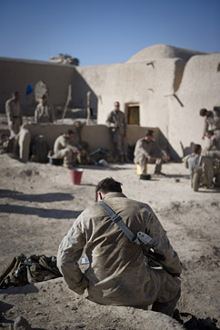 gty weary soldiers ll 111101 vblog New Report: Military Losing the Battle Against Suicide