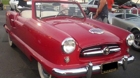 ht 1955 Nash Metropolitan Convertible nt 111222 wblog PM Note: Day of Compromises and Christmas Wishes