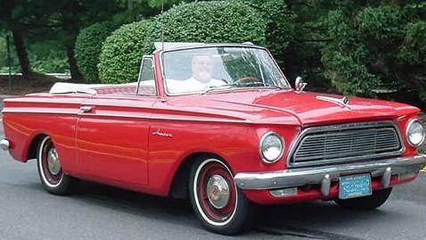 ht 1962 Rambler American nt 111222 wblog Mitt Bids on Vintage Car, Declines $10K Asking Price