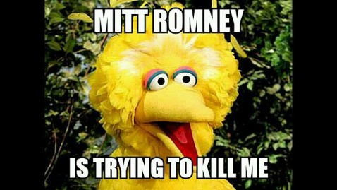 ht 5 sesame street big bird wm nt 121004 wblog Mitt Romney Cant Roast Big Bird With PBS Cuts