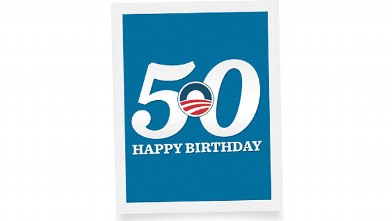 ht barack obama birthday jp 110721 wb No Gifts Please: Obama Campaign Wants New Recruits for President's 50th Birthday