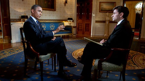 ht barack obama stephanopoulos ll 111003 wblog George Stephanopoulos Goes One On One with President Obama