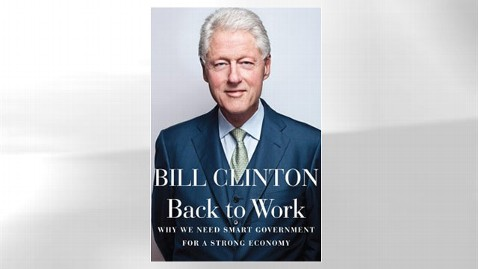 ht bill clinton book dm 111104 wblog Bill Clinton Criticizes Obama on Debt Ceiling, Taxes in New Book