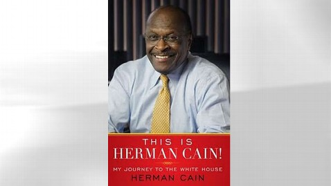 ht book hermain cain my journey white house thg 111004 wblog This Is Herman Cain! Cains New Memoir Tops Amazon.com