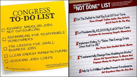 ht congress to do lists jp 120516 wblog Obama Pushes To Do List For Congress