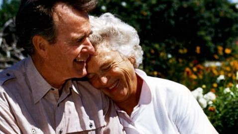 ht george bush barbara nt 120607 wblog George H. W. Bush on the Waltz That Changed His Life