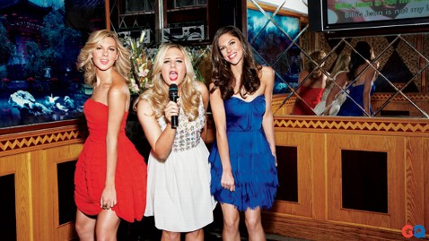 ht huntsman daughters nt 111216 wblog For Huntsman Daughters, a Ticket to Ride ... to TV?