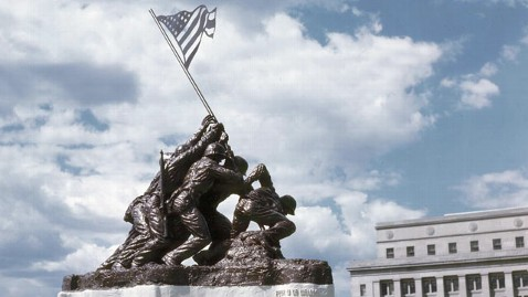 ht iwo jima mi 130208 wblog Auction to Feature Iconic World War II Statue