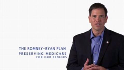 ht marco rubio romney add ll 120919 wblog Marco Rubio Stars in Mitt Romney Ad Airing in Florida