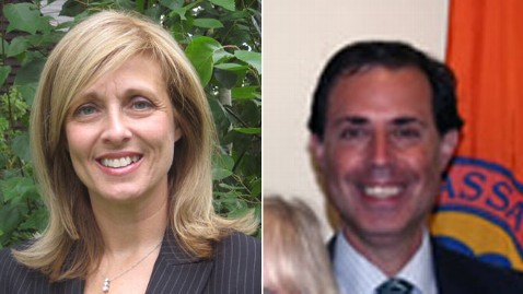 ht michelle mark schimel nt 120514 wblog Husband Challenges Wife in NY Assembly Race