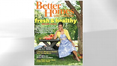 ht michelle obama better homes nt 110720 wb Michelle Obama On Healthy Living: Im in Better Shape Than the President