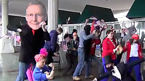 ht mitch mcconnell dm 130312 wblog Annals of Shark Jumping: Will Politics Kill the Harlem Shake?