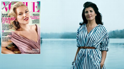 ht nikki haley vogue jef 120419 wblog Nikki Haley in Vogue: Im a Gov, Not a Veep