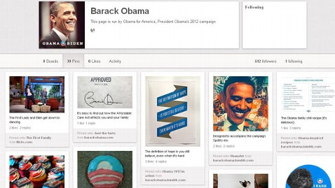 ht obama pinterest jef 120327 wblog Obama Family Chili Recipe on New Pinterest Page