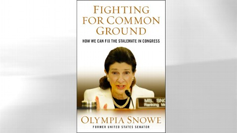 ht olympia snowe book kb 130508 wblog Web Extra: Read an Excerpt of Olympia Snowes New Book