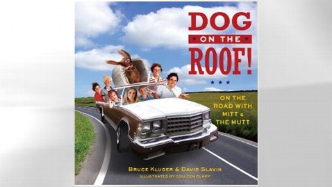 ht romney dog book jp 120516 wblog Seamus The Immortal: Romneys Dog On The Roof Story Is Getting A Book Tour