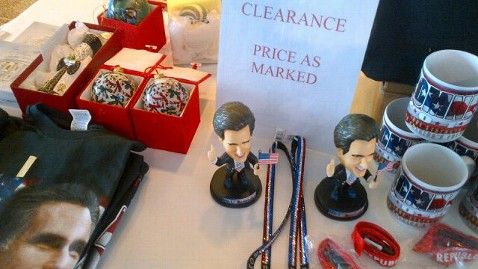ht romney merchandise jp 121126 wblog Romney Campaign Merchandise Priced to Sell