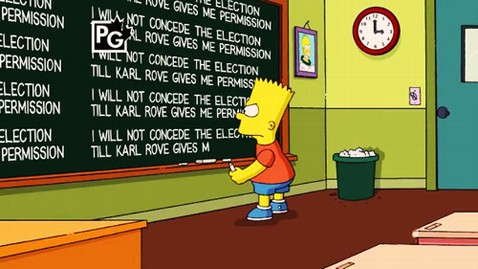 ht simpson karl rove nt 121112 wblog Simpsons Takes Jab at Karl Rove