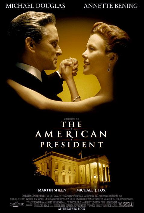 The american president movie actors