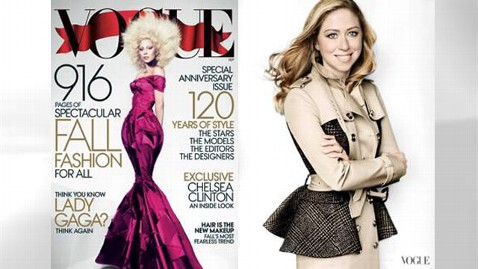 ht vogue chelsea kb 120814 wblog Chelsea Clinton Leaves Door Open To Running For Office