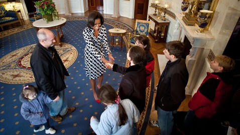 ht white house tour michelle obama ll 130305 wblog Secret Service: Canceling WH Tours Saves $74K a Week