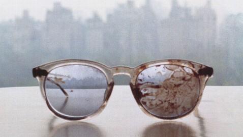 ht yoko ono kb 130321 wblog Yoko Ono Tweets John Lennons Bloody Glasses