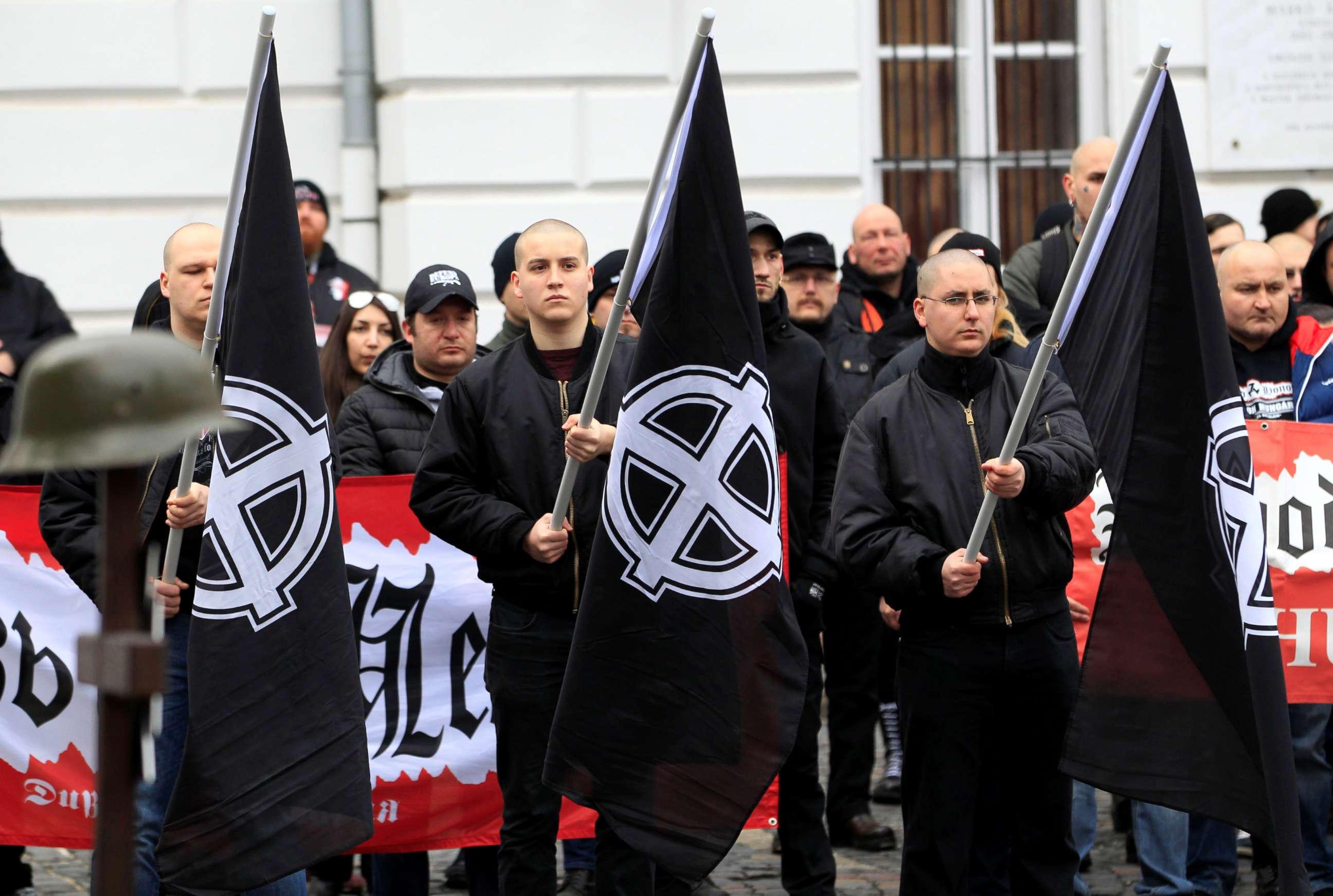 Anti-Semitism: Neo-Nazism