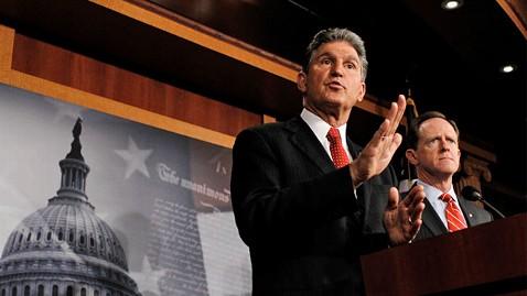 ld bipartisan gun deal manchin toomey ll 130410 wblog Senators Crack Impasse on Gun Background Check