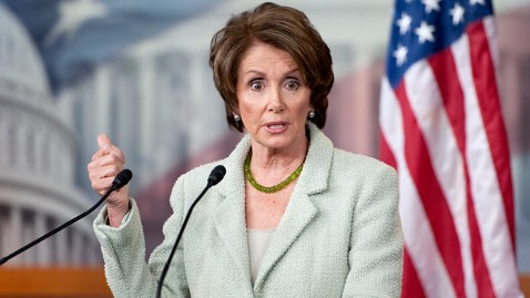 gty nancy pelosi 1 jef 111117 wblog Pelosi Says GOP Plan on Student Loan Rate Assault on Womens Health