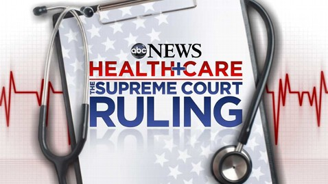 healthcare supreme court ruling wblog The Whole Picture: How ABC News Covered the Supreme Courts Ruling on Health Care