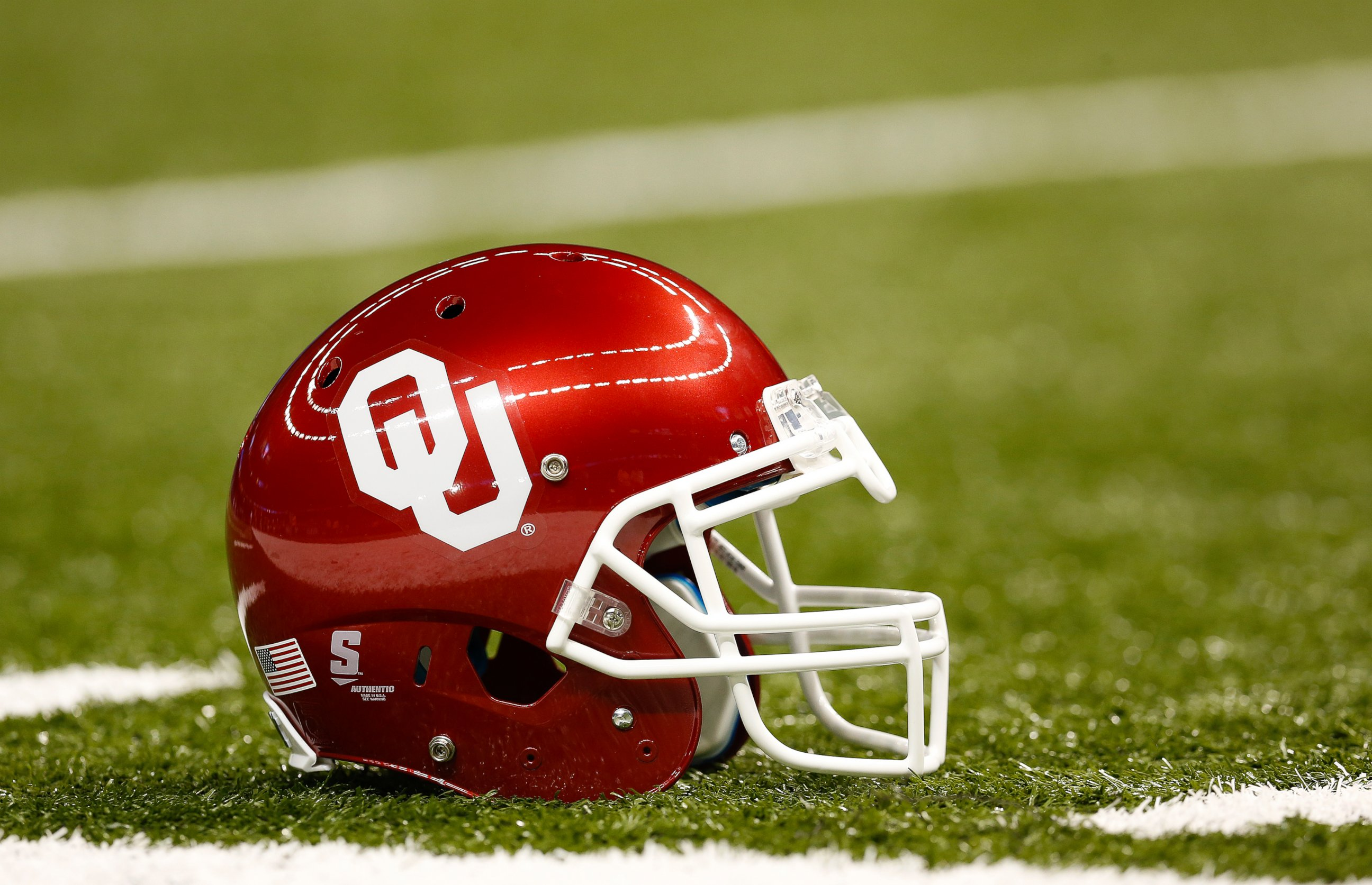 Image result for university of oklahoma helmets