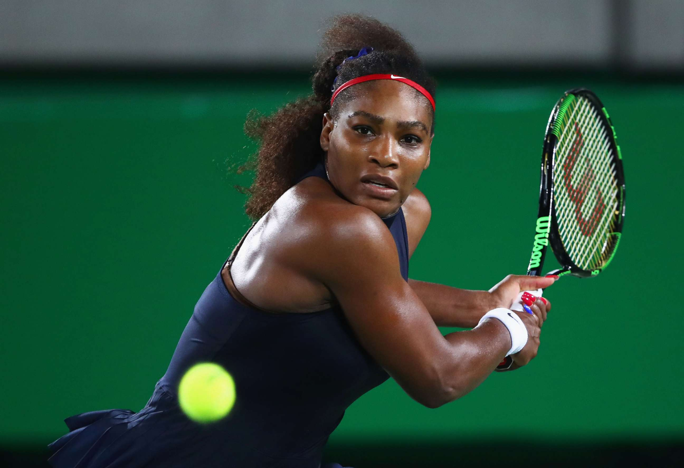 Serena Williams Videos at ABC News Video Archive at abcnews