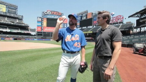 abc ra dickey ll 120706 wblog Person of the Week: Mets R.A. Dickey Finds Success With Knuckleball