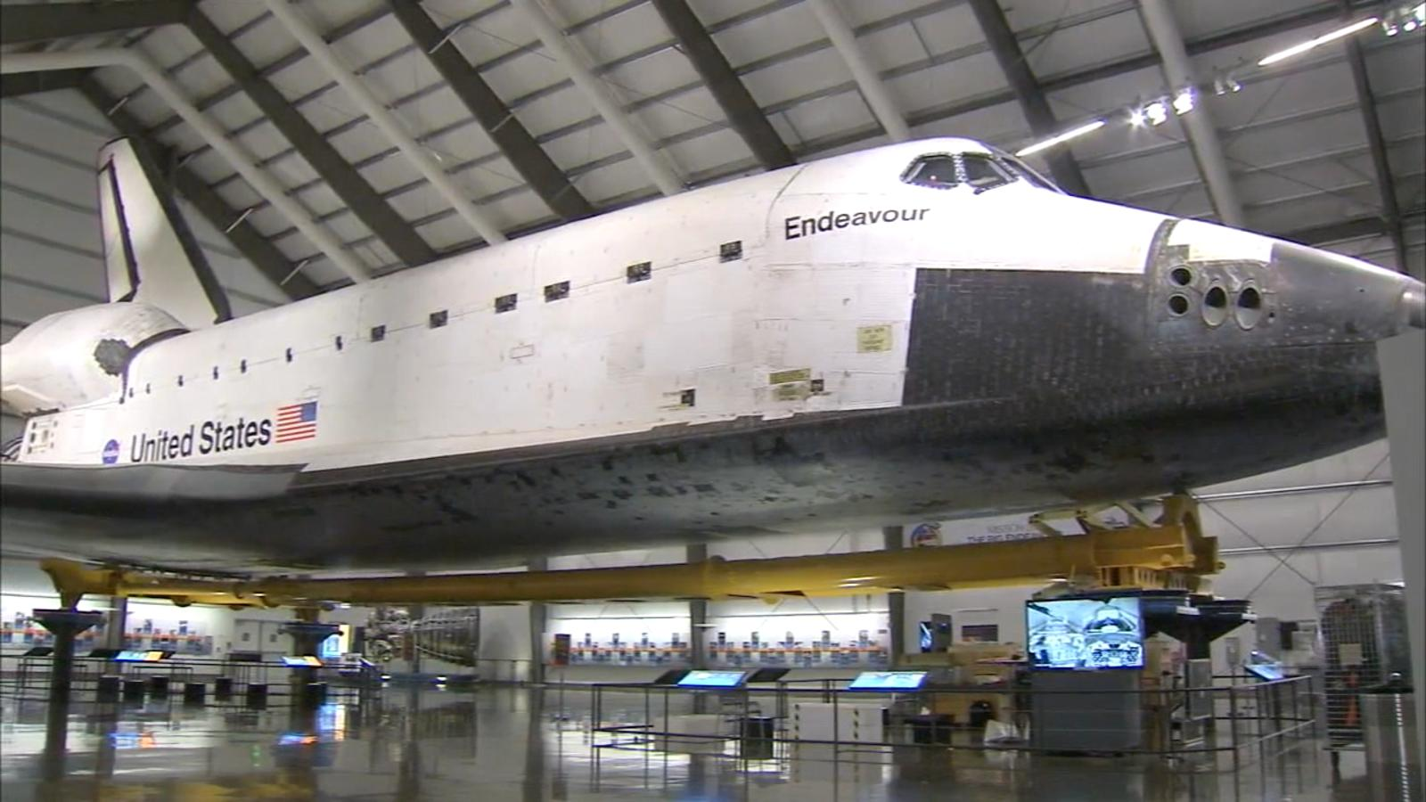 Space Shuttle Endeavour Videos at ABC News Video Archive at