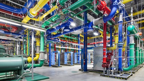 HT google data centers kb 121017 wblog World News Instant Index 10/17/2012: Pilots Odd Request; Googles Willy Wonka HQ