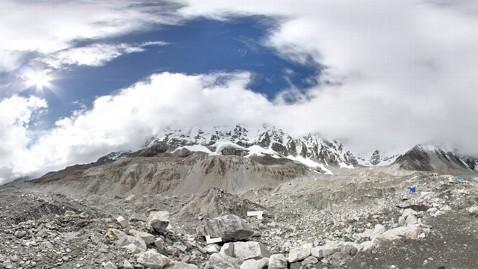 abc everest base camp 1 jt 130317 wblog Now Visit Mt. Everest or Mt. Kilimanjaro From Your Desk With Google Maps