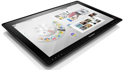abc horizon 3 table thg 130107 wblog Lenovo IdeaCentre Horizon: 27 inch Tablet Turns into a Table