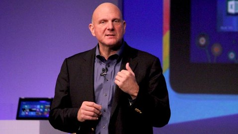 abc steve ballmer jef 121025 wblog Windows 8 and New Apps Launched At Microsoft Event in New York