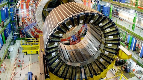 ap big bang machine jef 111213 wblog The God Particle: Tantalising Hints of Higgs Boson Seen by CERN Physicists
