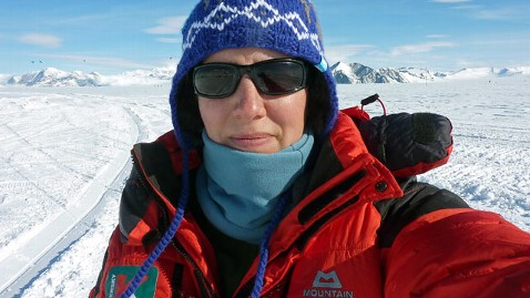ap felicity aston dm 120123 wblog Woman Is First Person to Cross Antarctica Solo on Skis